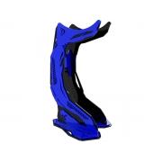 Suporte Headset Rise Mode Gamer Venon Pro V3- Preto e Azul RM-VN-05-BB