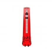 Suporte para Placa de Vídeo Rise Mode LV2 Small Preto e Vermelho - RM-SV-04-BR