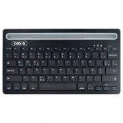 Teclado Bluetooth OEX Class TC502 com Suporte Integrado para Tablet e Smartphone