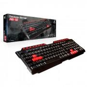 Teclado Gamer C3Tech KG-10BK, USB, ABNT2