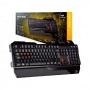 Teclado Gamer C3Tech KGM-500BK USB RGB ABNT2