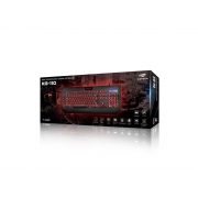 Teclado Gamer Usb C3Tech KG-110BK