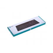 Teclado Vinik Multimídia USB Slim Resistente Água DT130 28415