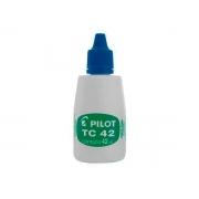 Tinta Para Carimbo Azul 42 ML Caixa Com 12 Unidades Pilot - 1060005AZ
