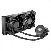 WaterCooler Cooler Master MasterLiquid Lite 240 (Intel/AMD) 240mm - MLW-D24M-A20PW-R1