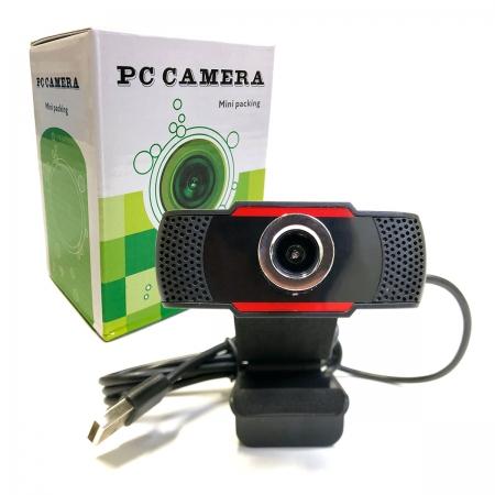 WebCam GV Brasil WEB.20001, Resolução HD 1080p, USB 3.0, Microfone