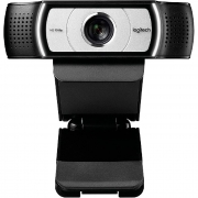 Webcam Logitech C930E Business, Full HD 1080p, USB, Preto