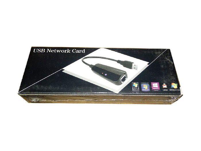 Aadaptador Usb P/rede Rj45 8158 Box