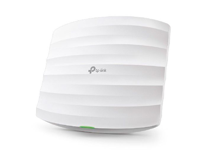 Access Point Wireless Teto Dual Band 450/867Mbps AC1350 TP-Link EAP225 - Teto