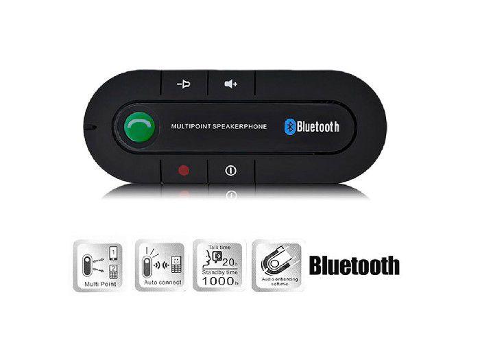 Adaptador Bluetooth Veicular Viva Voz Gv ADT.8901