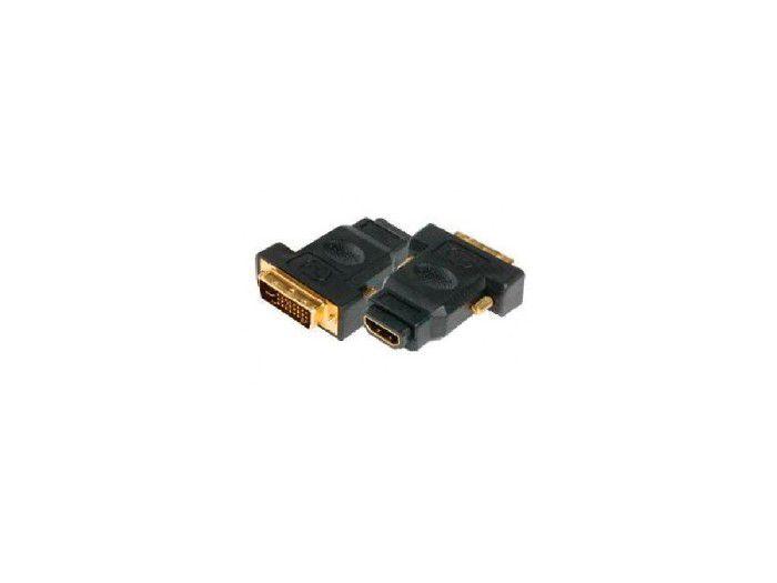 Adaptador HDMI Femea P/DVI Macho Rohs 1101/1101R