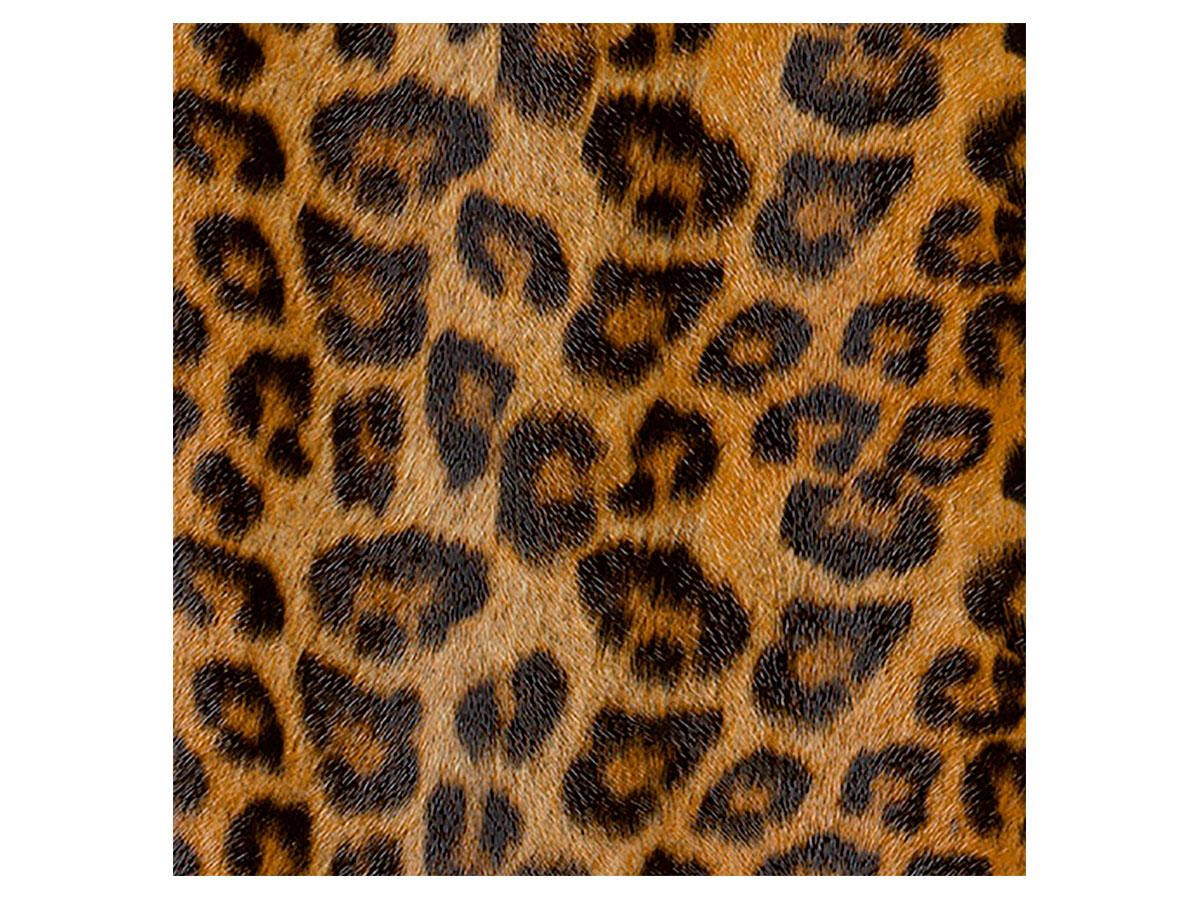 Adesivo Stick Animal Print Leopardo, Contém 1 Rolo, 45cmx10m - Dekorama - 26003