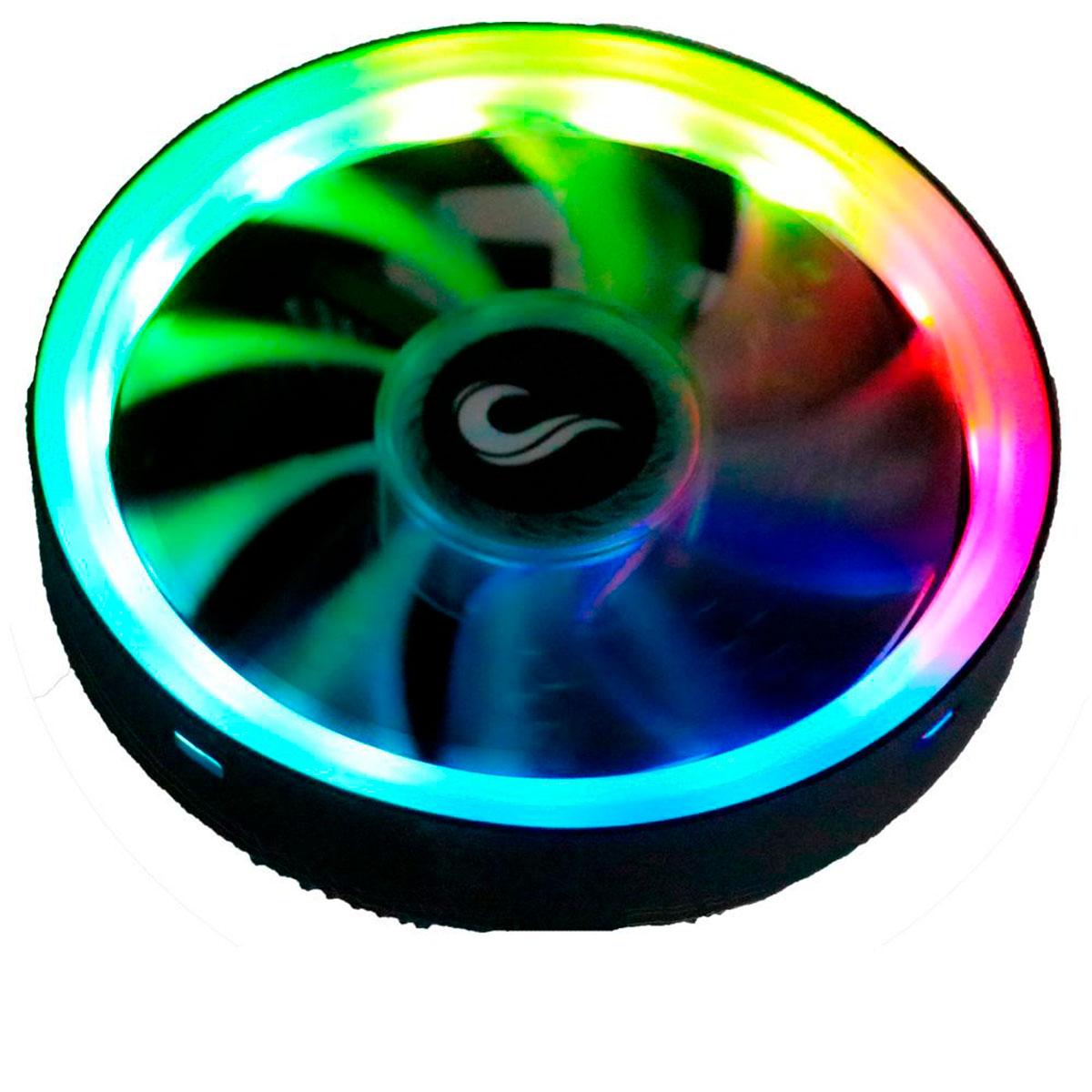 Air Cooler Gamer Rise Mode Galaxy G400 RM-AC-04-FB RGB AMD/INTEL