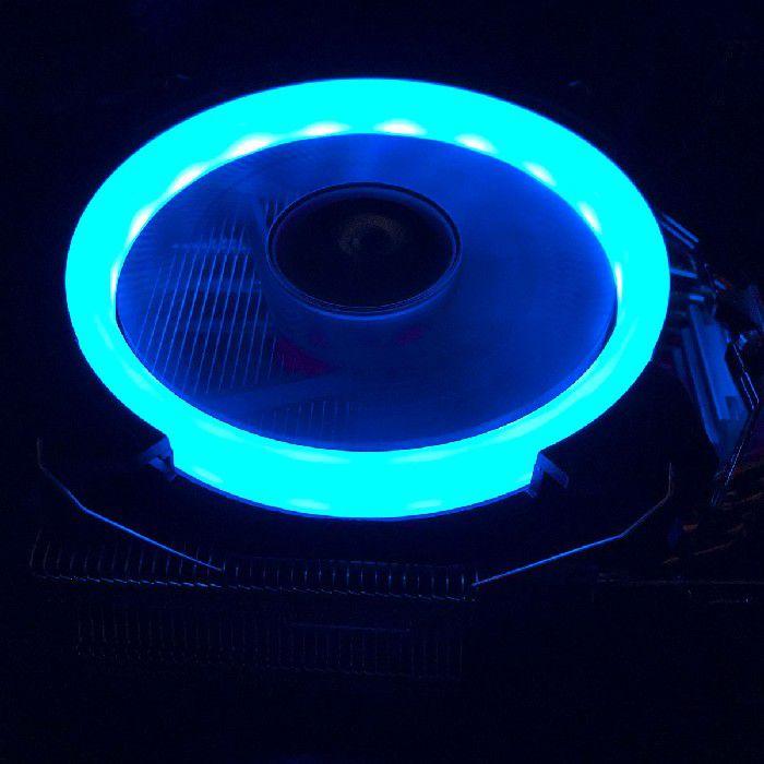 Air Cooler Gamer Rise Mode Galaxy G600 RGB AMD/INTEL RM-AC-06-RGB