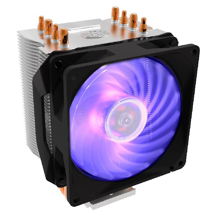 Air Cooler para Processador (AMD/INTEL) Cooler Master Hyper H410R RGB - RR-H410-20PC-R1