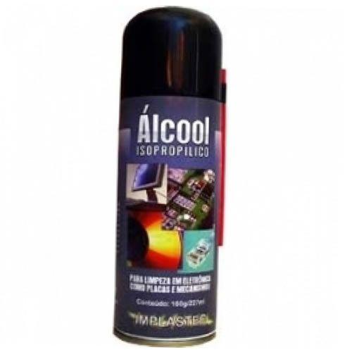 Alcool Isopropilico Aerosol 160G/227ML ROHS 5022
