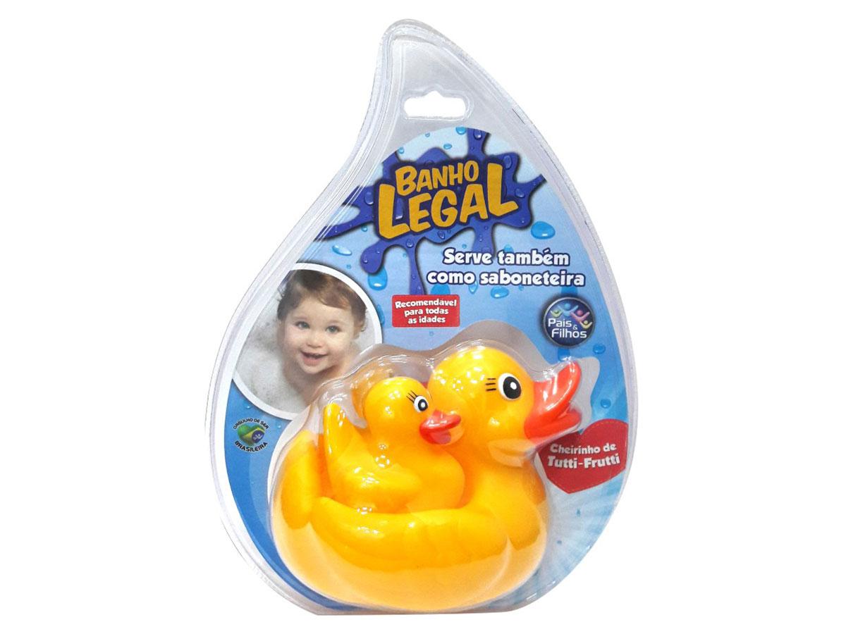 Banho Legal Pata Mãe, Cores Sortidas, Pais e Filhos - 7709