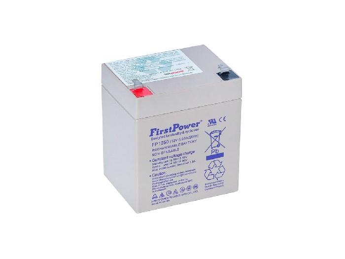 Bateria Secpower P/nobreak 12V 5.0Ah FP 1250
