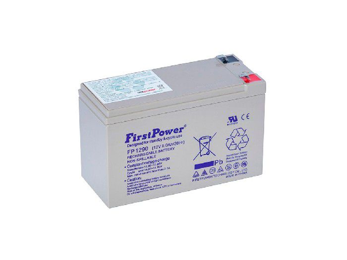 Bateria Secpower P/nobreak 12V 9.0Ah SP 1290