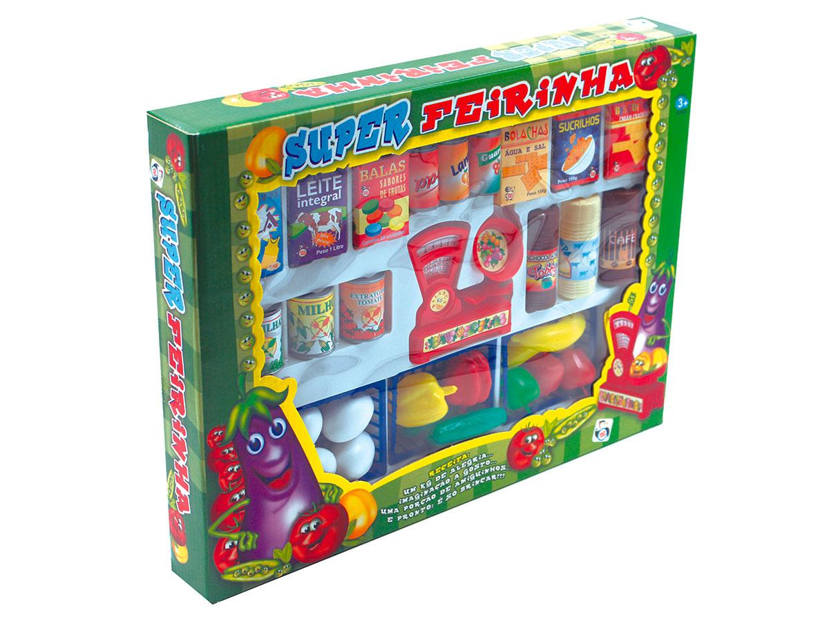 Brinquedo Super Feirinha Pica-Pau - 636
