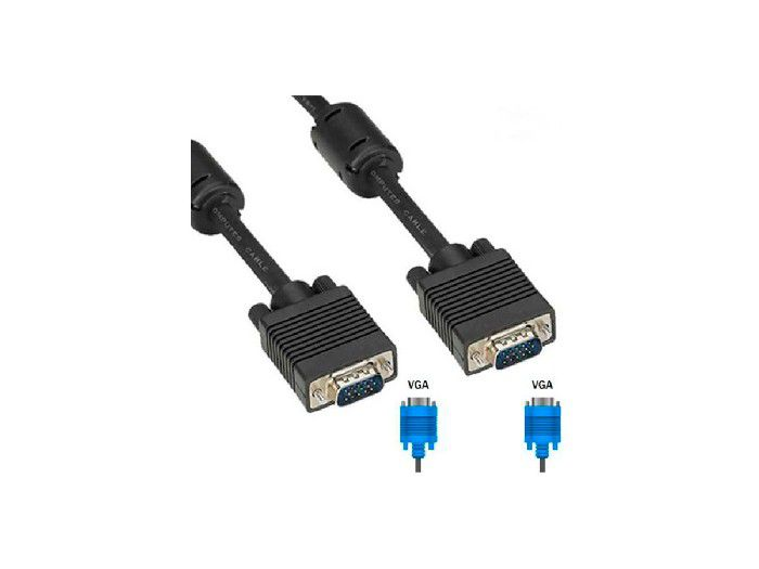 Cabo VGA HDB15 M/M 10,0Mts GV C/Filtro CBV.110
