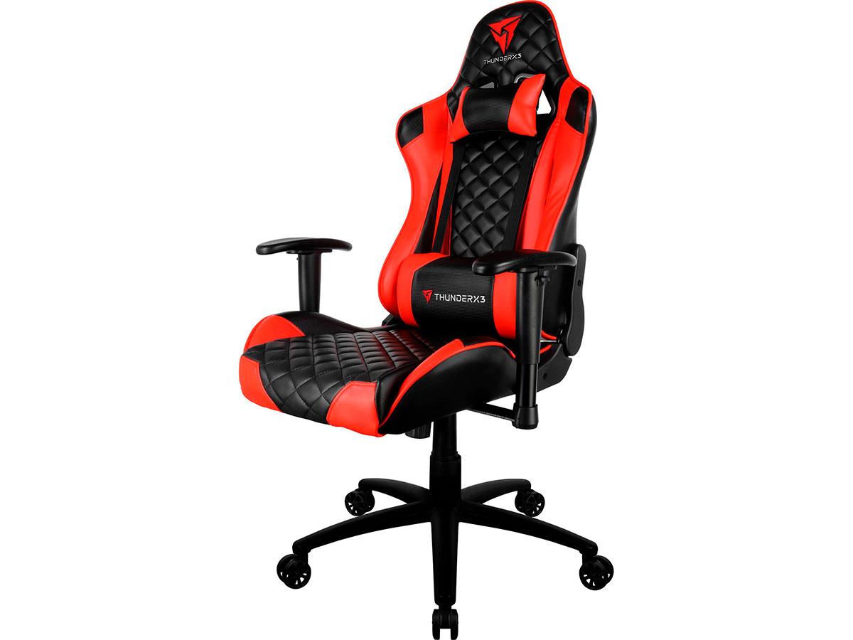 Cadeira Gamer Aerocool THUNDERX3 TGC12 Vermelha