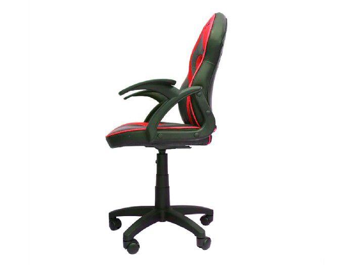 Cadeira Gamer Enipanzer Firestorm CH-104VM Preto/Vermelho