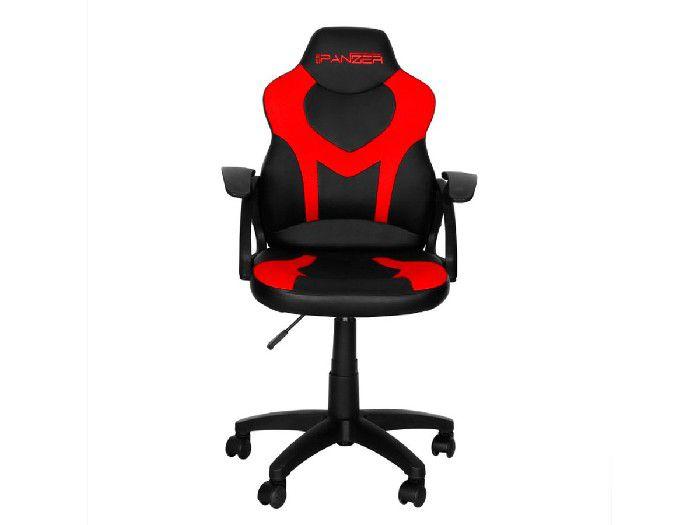 Cadeira Gamer Enipanzer Spirit CH-103VM Preto/Vermelho
