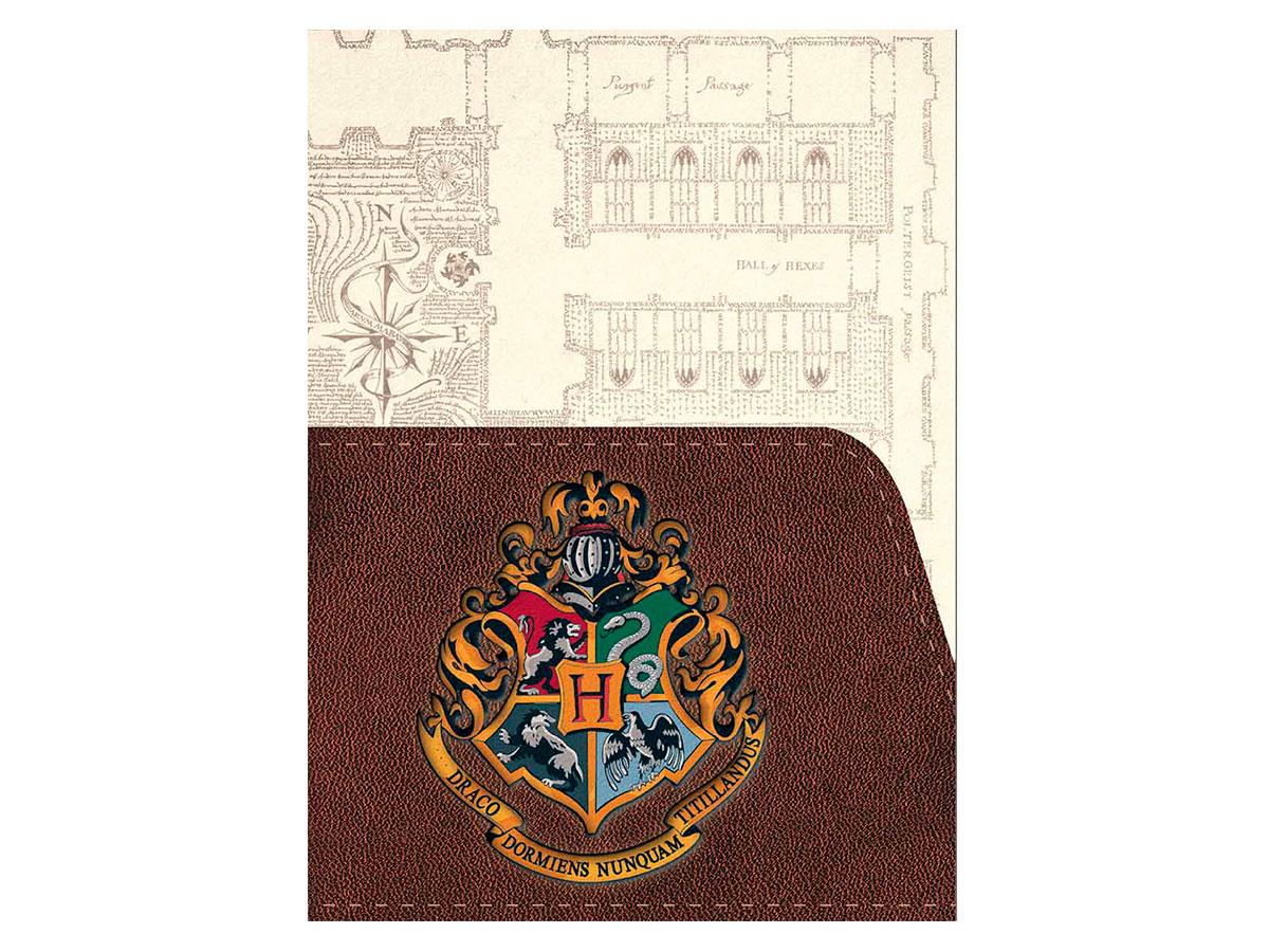 Caderno Espiral 10x1 Capa Dura Harry Potter 200 Fls. Pct C/ 4 Unidades - Jandaia - 6360020