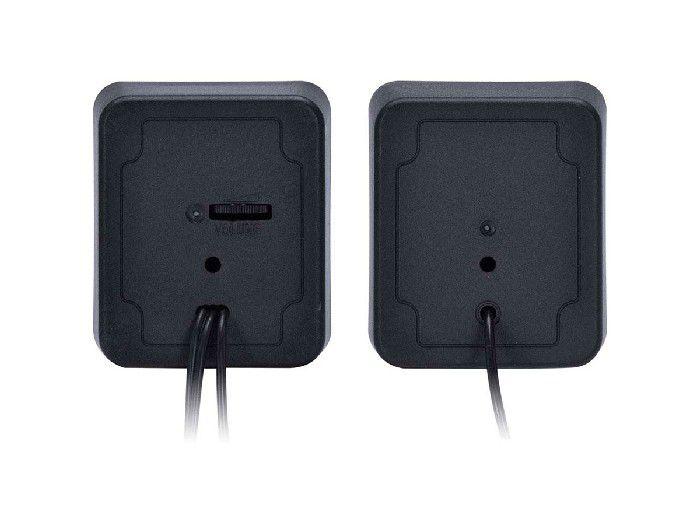 Caixa de Som Vinik 2.0 USB 5v 2x VS-01 Preto 29384