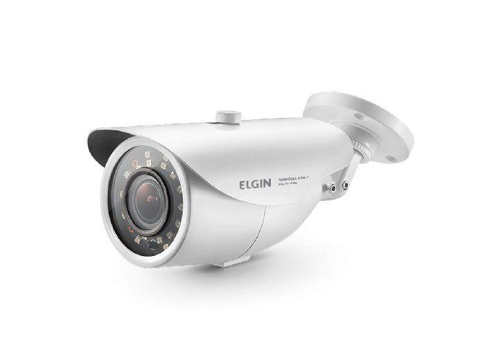 Câmera Elgin Bullet 4 Em 1 Varifocal 2.0 Full HD 1080p - 42CVF4B2M000