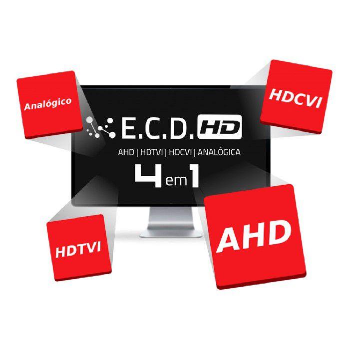 Camera Luxvision Bullet Ahd 2mp 1/2.7 3.6mm 20m Ip66 - Lvcb22636