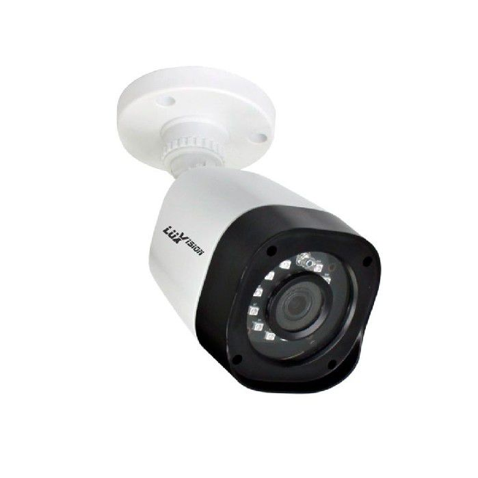 Camera Luxvision Bullet Ecd 2mp 1/2.7 20m 3.6mm Ip66 Lvc22636b