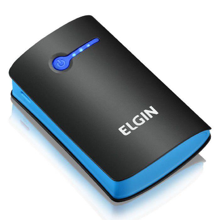 Carregador Powerbank Elgin USB 5200mah - 46RCP5200000