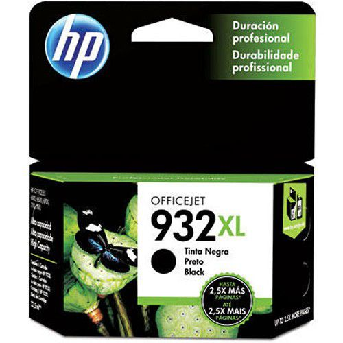 Cartucho 932XL preto CN053AL HP