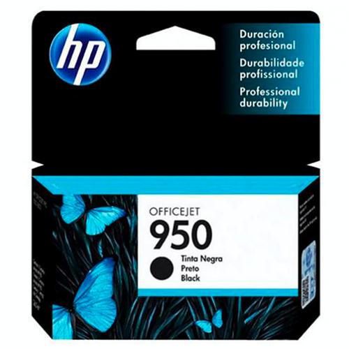 Cartucho de Tinta HP Officejet 950 Preto CN049AB