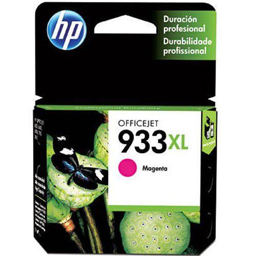 Cartucho HP 933XL magenta CN055AL