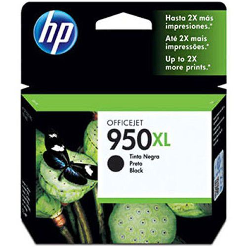 Cartucho HP 950XL preto CN045AB