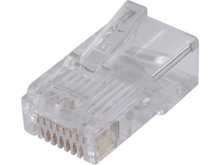 Conector Furukawa Sohoplus RJ45 Cat5 (Pacote C/50-un.)
