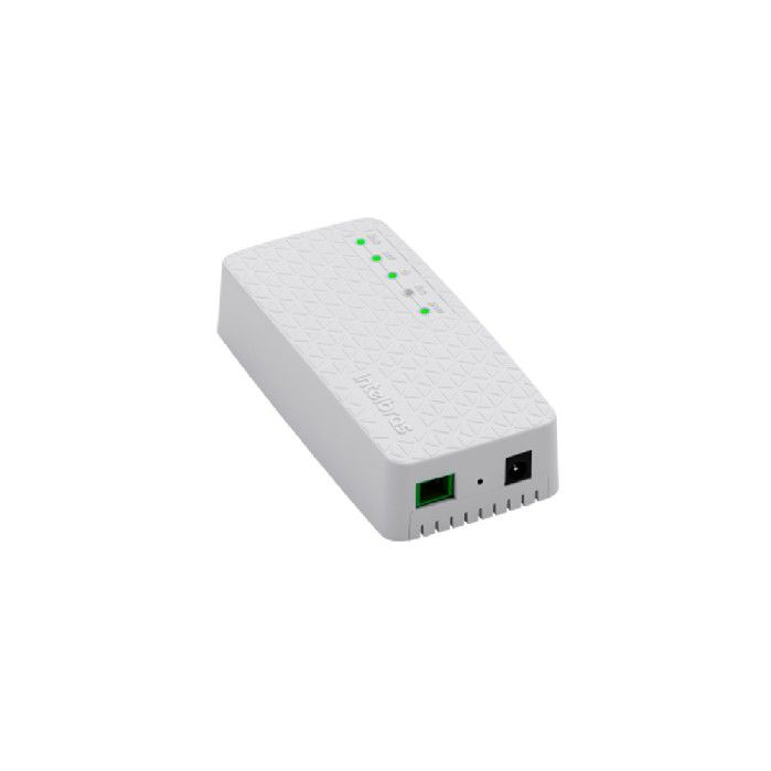 Conversor de Protocolos Intelbras Pon 1p Optica 1p Lan - Onu 110 - 4780008