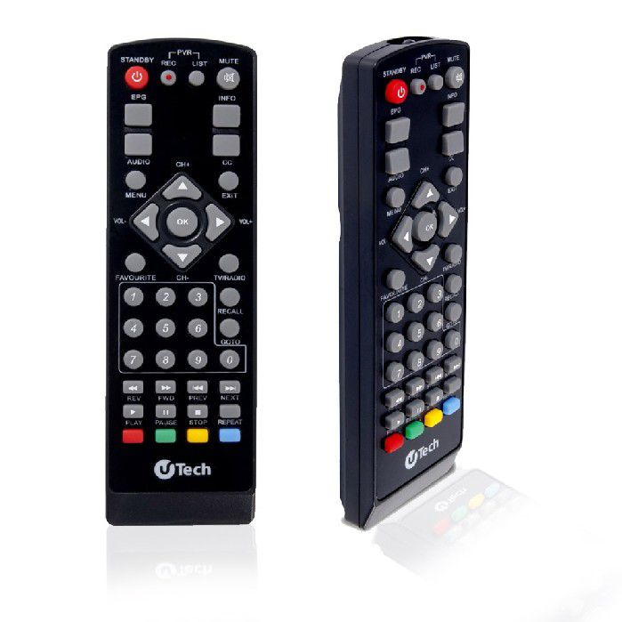 Conversor de TV Digital U-TECH DTV-1000-STB