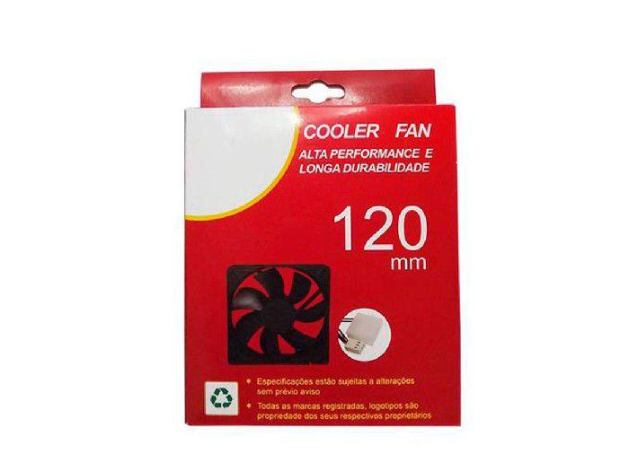 Cooler 12x12 Empire 25mm 12V MPF120M