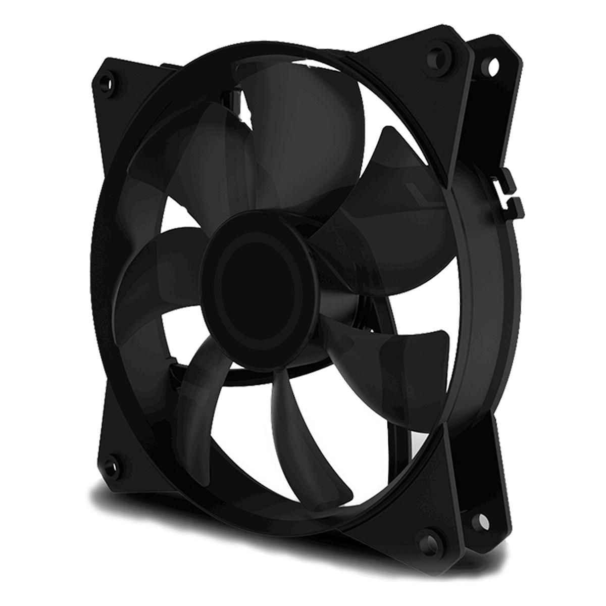 Cooler Fan Cooler Master MasterFan MF120L Sem LED - R4-C1DS-12FK-R1