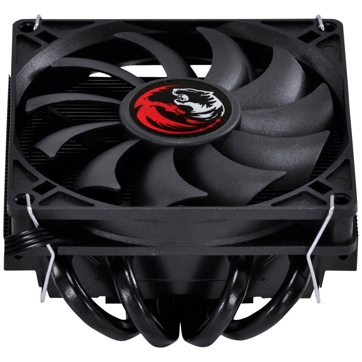 Cooler para Processador Intel/AMD PCYES NÓTUS LP 93mm TDP100W 4 Heatpipes Low Profile -  PAC93PTSL