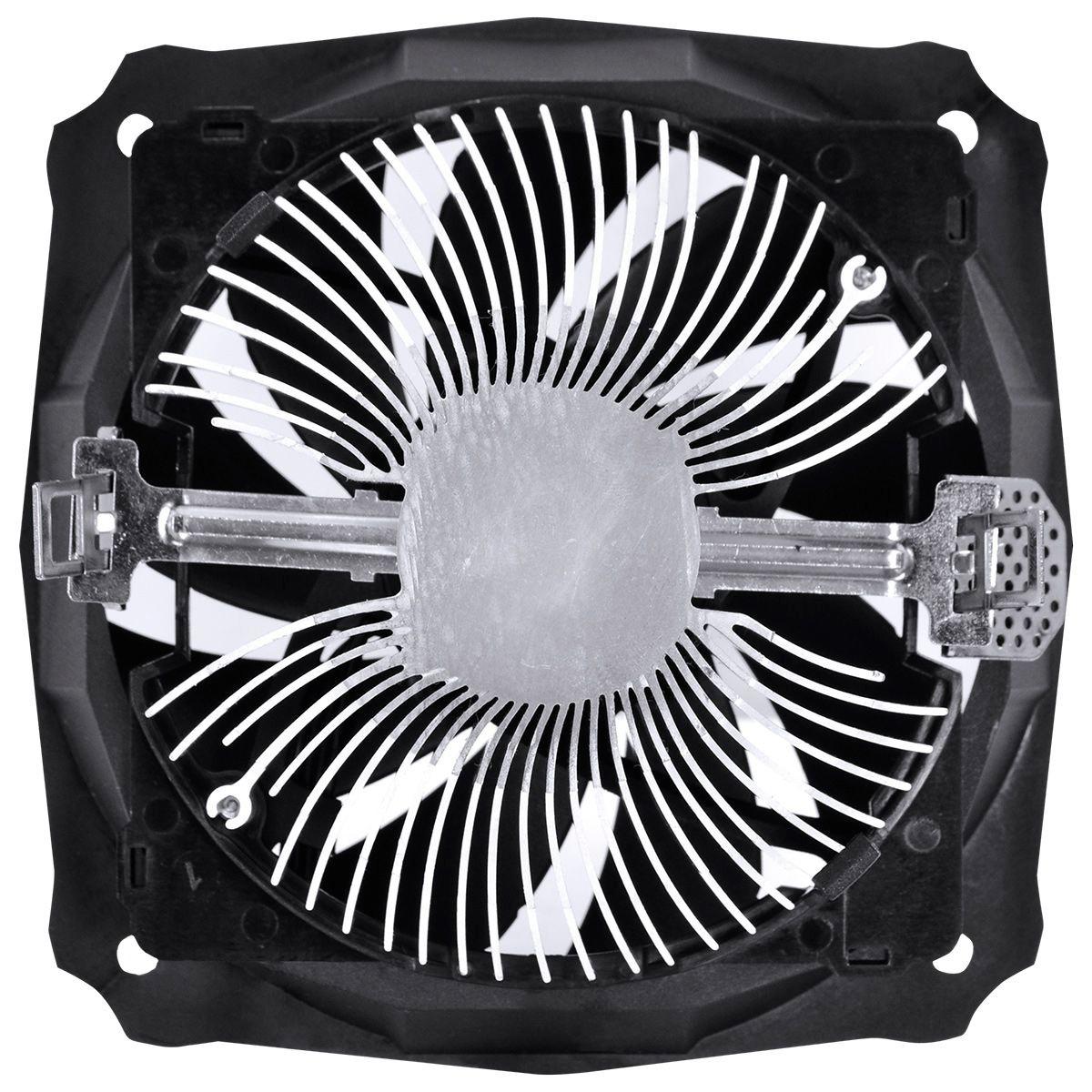 Cooler para Processador Intel/AMD Pcyes Nótus T 120mm TDP 100W PAC120PTSL