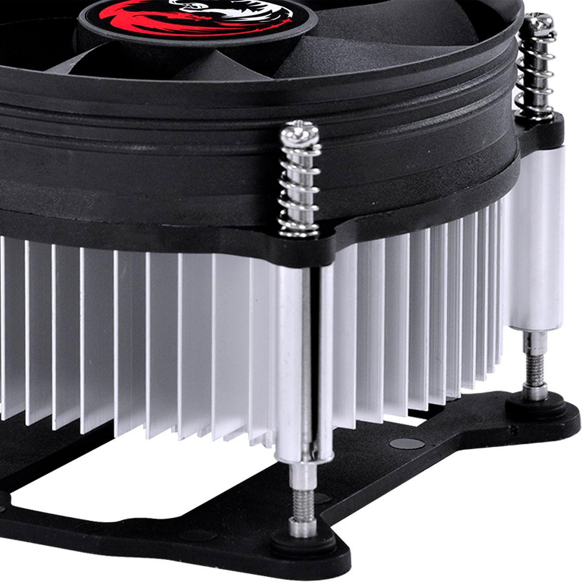Cooler para processador Intel Pcyes Nótus ST Standard TDP 65W Cooler 95mm PAC95PRSL