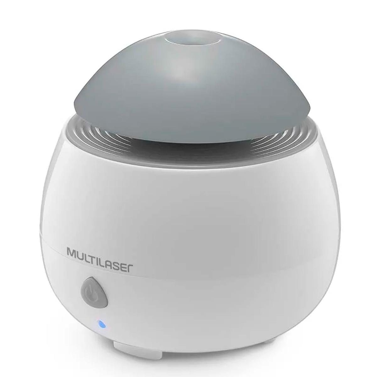 Difusor de Aromas Multilaser Essential Air Branco HC104