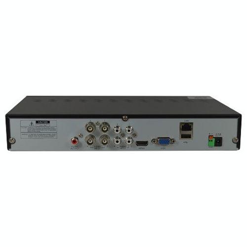 DVR HVR Stand Alone 4 Canais ECD LV-DVR9804 Luxvision