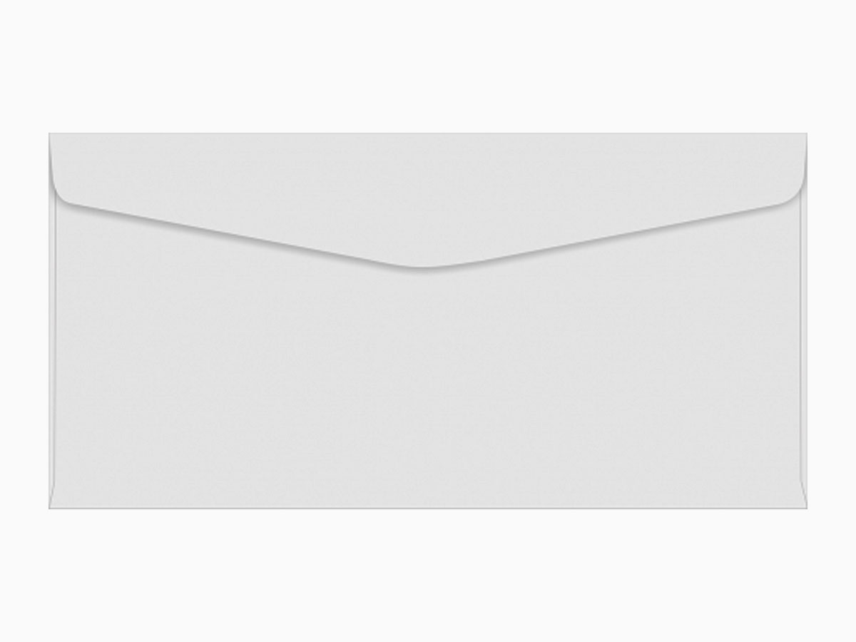 Envelope Oficio (artico) 6300, 114 x 229 mm, 63 gr,  Caixa Com 1000 Unidades, Foroni