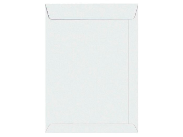 Envelope Saco Branco,370 X 450 mm, 90 gr, Caixa Com 250 Unidades, Foroni